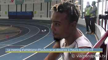 Le meeting d'athlétisme d'Eaubonne se réinvente à l'heure de la Covid - viàGrandParis