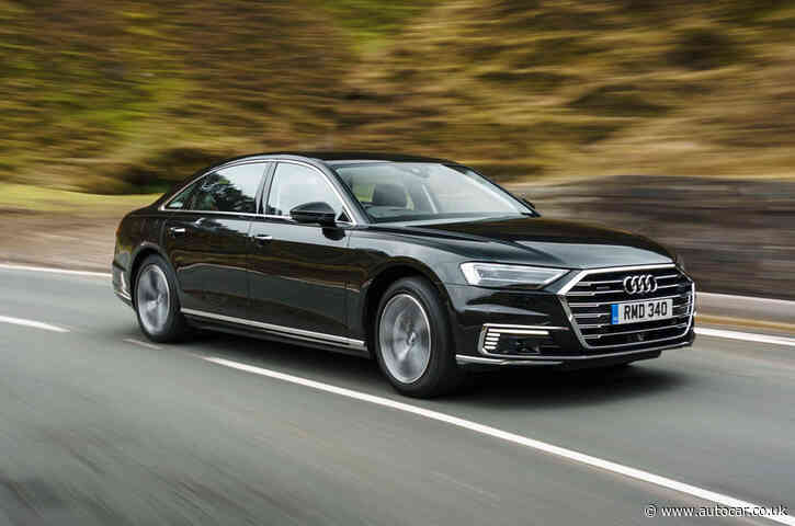 Nearly new buying guide: Audi A8