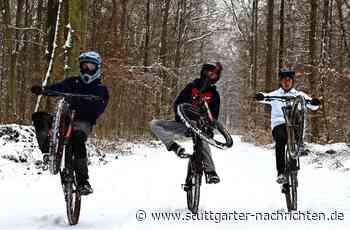 Radfahren in Waldenbuch: Die schwierige Suche nach einem Downhill-Trail - Stuttgarter Nachrichten