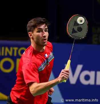Fos sur Mer - Sports - Euro mixte de badminton: la France et Toma Jr Popov s'inclinent contre la Russie - Maritima.info