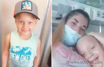 """Hermoso mensaje de la mamá de Thiago Leiva por el Día de Lucha contra el Cáncer Infantil: """"Juntos vamos a salir de esta porque somos fuertes y vencedores"""" - InfoPico.com"""