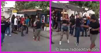 Una parranda pesada: picó metalero se roba el show en Galapa, Atlántico - Radioacktiva