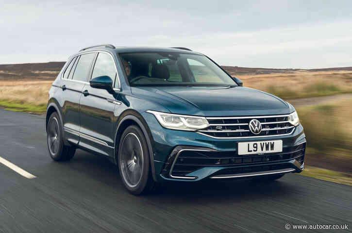 Volkswagen Tiguan gains 242bhp Golf GTI engine for 2021