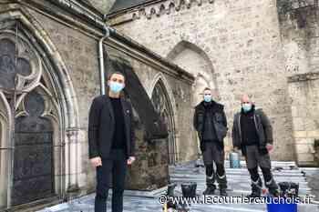 Pavilly. Eglise : la sacristie passera la fin de l'hiver au sec - Le Courrier Cauchois