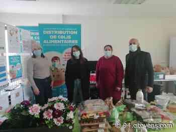 Distribution alimentaire solidaire à Thiais - 94 Citoyens