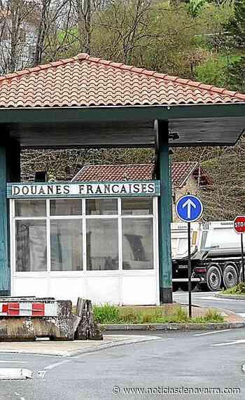 La frontera con Francia de Nueva Aquitania está abierta para quien viva a menos de 30 km - Noticias de Navarra