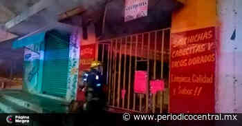Bomberos sofocan incendios en Hacienda Santa Clara y San Ramón 3ra sección - Periodico Central
