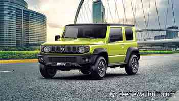 Maruti looking to launch Jimny in India