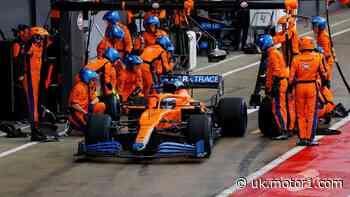 Ricciardo enjoys 'smooth' McLaren F1 Silverstone shakedown