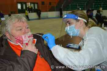Pop-up testing available in Port Hawkesbury, St. Peter's - TheChronicleHerald.ca