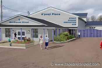 Plans for Port Hawkesbury waterfront development projects taking shape - Cape Breton Post