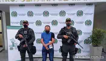 A la cárcel presunto cabecilla del ELN, investigado por varios delitos - Caracol Radio