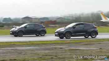 Toyota GR Yaris drag races itself to see if a £640 tune is worth it