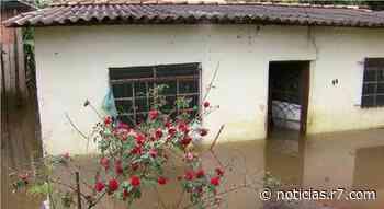 Famílias desabrigadas por chuva em Matozinhos (MG) chegam a 50 - R7.COM