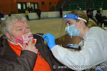 Pop-up testing available in Port Hawkesbury, St. Peter's - Cape Breton Post