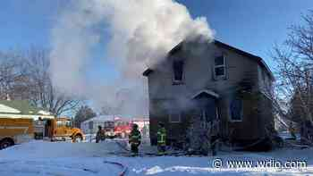 Fire extensively damages Keewatin home - WDIO
