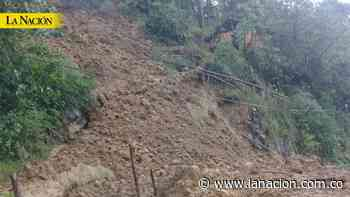 Lluvias causan emergencia en zona rural de Campoalegre • La Nación - La Nación.com.co