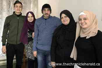 Syrian refugee family finds new hope in Antigonish - TheChronicleHerald.ca