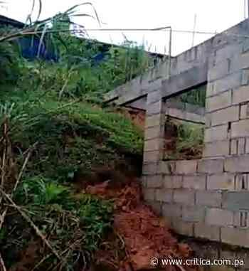 Torrencial aguacero deja afectaciones en Puerto Pilón y otros puntos de Colón - Crítica