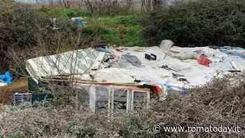 L'eterna favela del viadotto dei Presidenti: tende e baracche tra i rovi a bordo strada