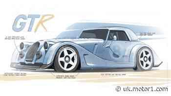 Morgan Plus 8 GTR teased as racing-inspired revival of V8 model