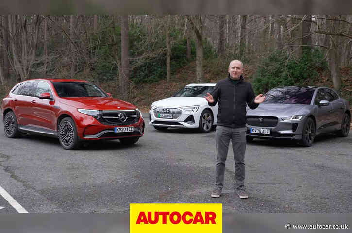 Premium electric SUV triple test video review: EQC vs I-Pace vs E-tron Sportback