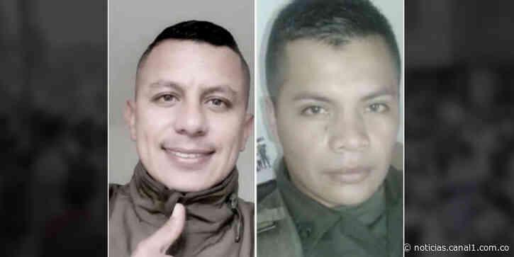 Asesinan a dos policías en Cumbal, Nariño - Canal 1
