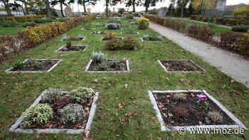 Trauer und Tod: Neue Bestattungsformen in Fredersdorf-Vogelsdorf - moz.de