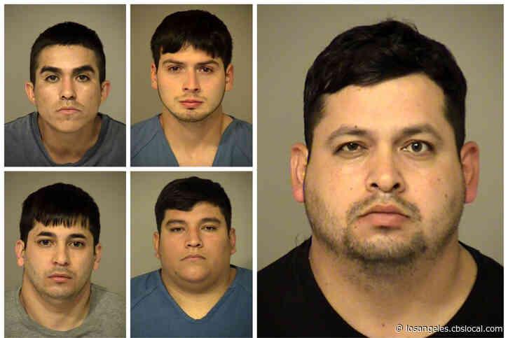 5 Chilean Men Arrested For Dozens Of Burglaries Around Thousand Oaks Trails, Dog Parks