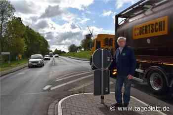 Sanierung der K 39 in Borstel auf 2021 verschoben - Jork - Tageblatt-online