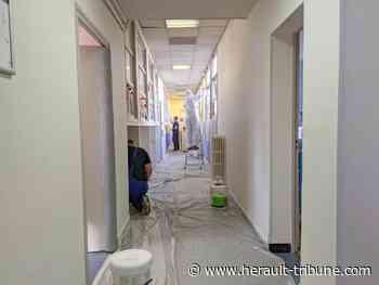 SETE - La municipalité aux petits soins dans les écoles pendant les vacances - Hérault-Tribune