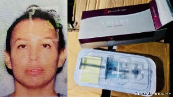 Woman Allegedly Offered To Inject Undercover LAPD Officers With Counterfeit Botox, Juvaderm