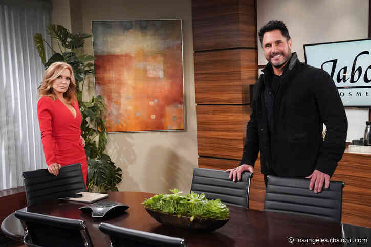 Don Diamont On Returning To 'Young And The Restless': 'Really A Thrill'