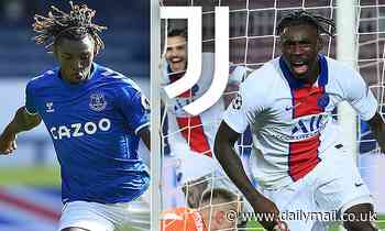 Everton 'will demand £70m for Moise Kean' after striker's impressive loan spell at PSG