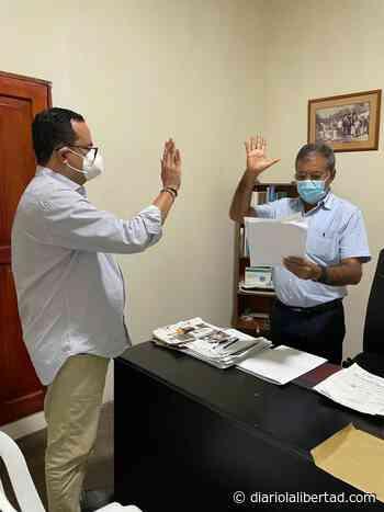 Gobernación designa a Hernando Viloria Eljach como alcalde (e) de Sabanagrande - Diario La Libertad