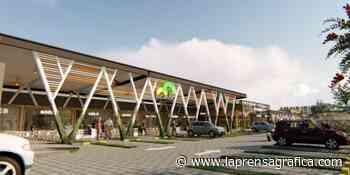 Colocan primera piedra de centro comercial El Encuentro, en San Juan Opico - La Prensa Grafica