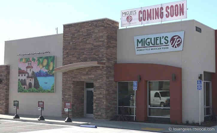 Miguel's Jr. To Open New Lake Elsinore Restaurant With Pandemic-Influenced Changes
