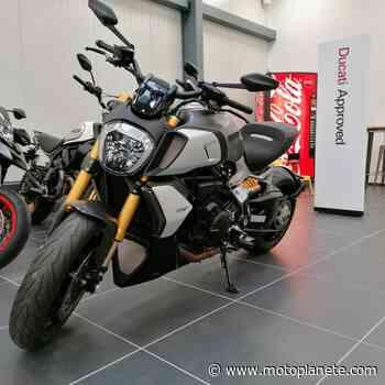 Ducati DIAVEL 2019 à 17990€ sur CHALON SUR SAONE - Occasion - Motoplanete