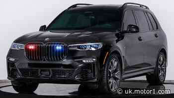 BMW X7 joins the armoured forces with upgrades from Inkas