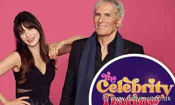 Zooey Deschanel and Michael Bolton team up to host new celebrity dating game show