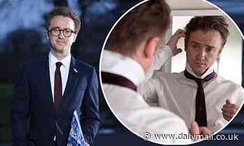Tom Felton looks suave as he virtually hosts the 23rd British Independent Film Awards