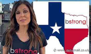 Bethenny Frankel helps Texas via BStrong disaster relief foundation