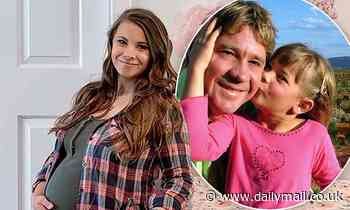 Pregnant Bindi Irwin reveals how late father Steve inspired her daughter's sweet nickname