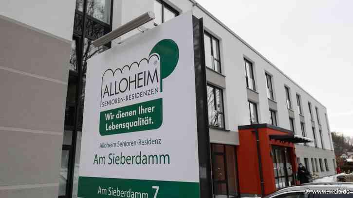 Herzberg am Harz: Seniorin stirbt bei Minusgraden vor Pflegeheim – Beschäftigte werden vernommen - WELT