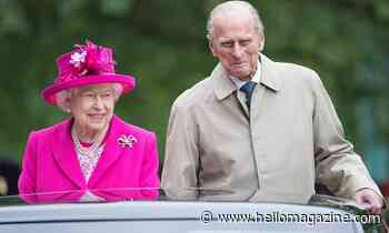 The Queen performs first in-person engagement of 2021 amid Prince Philip's hospital stay