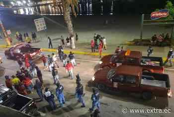 Operativos les dañaron la fiesta en Montañita y Salinas - Portal Extra