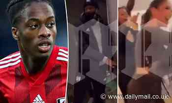 Fulham starKongolo in lockdown party breach after celebrating 27th birthday with seven friends