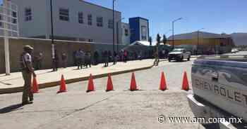 COVID Vacunan en San Luis de la Paz a habitantes de León, Celaya e Irapuato - Periódico AM