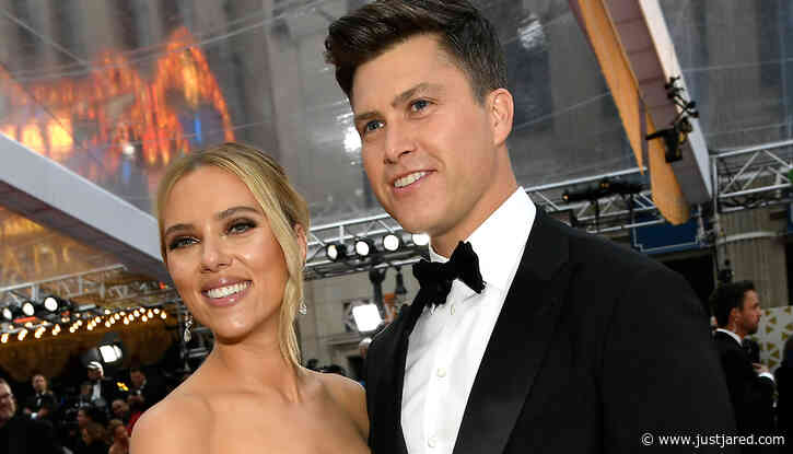 Colin Jost Talks About Wedding to Scarlett Johansson & Why He Didn't Help Much with Planning It