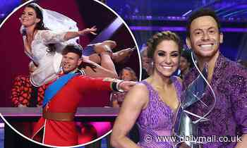 Dancing On Ice bosses dismiss claims they're bringing back past winners to 'cursed' show